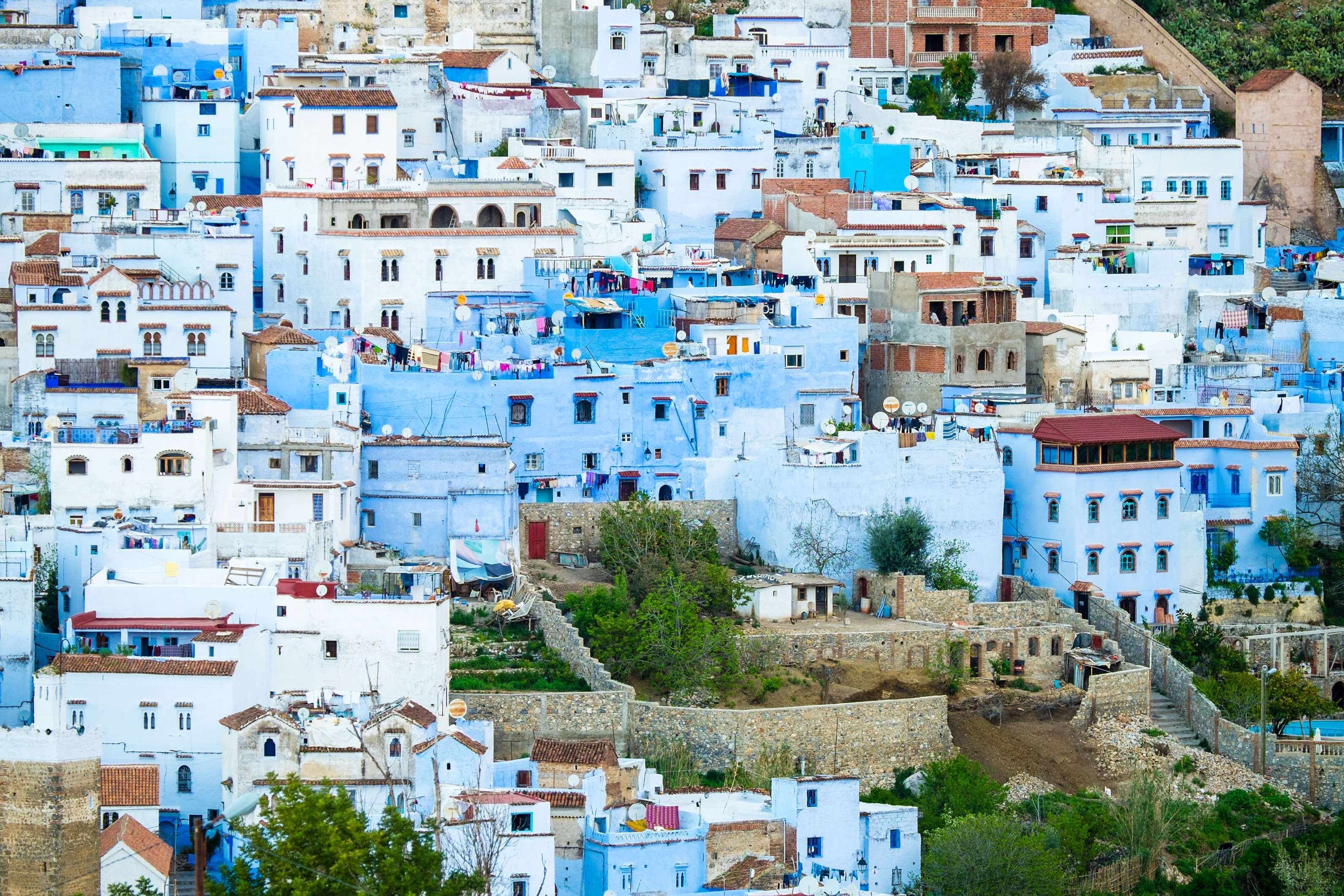 Genevieve Hathaway_Morocco_Chefchaouen_City_1