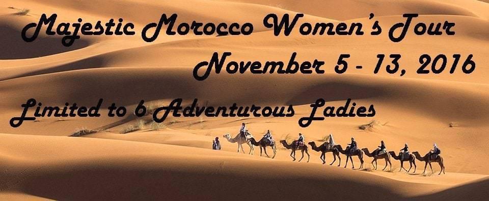 Morocco Tour November