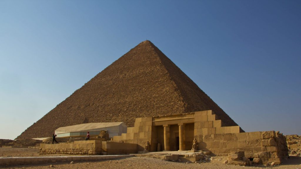 Exploring inside the Great Pyramid is a highlight to any trip to Egypt.
