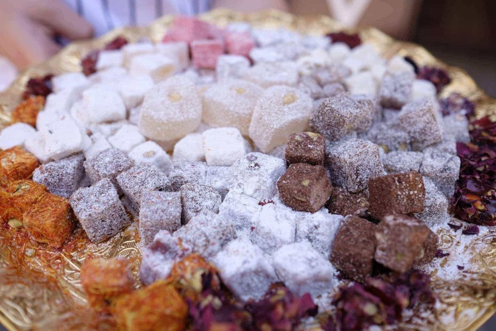 Safranbolu produces some of the best Turkish Delight in the country.