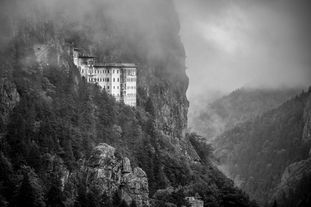 Sumela Monastery.