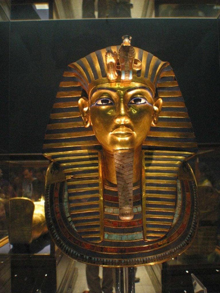 Genevieve Hathaway_Tutankhamune Mask