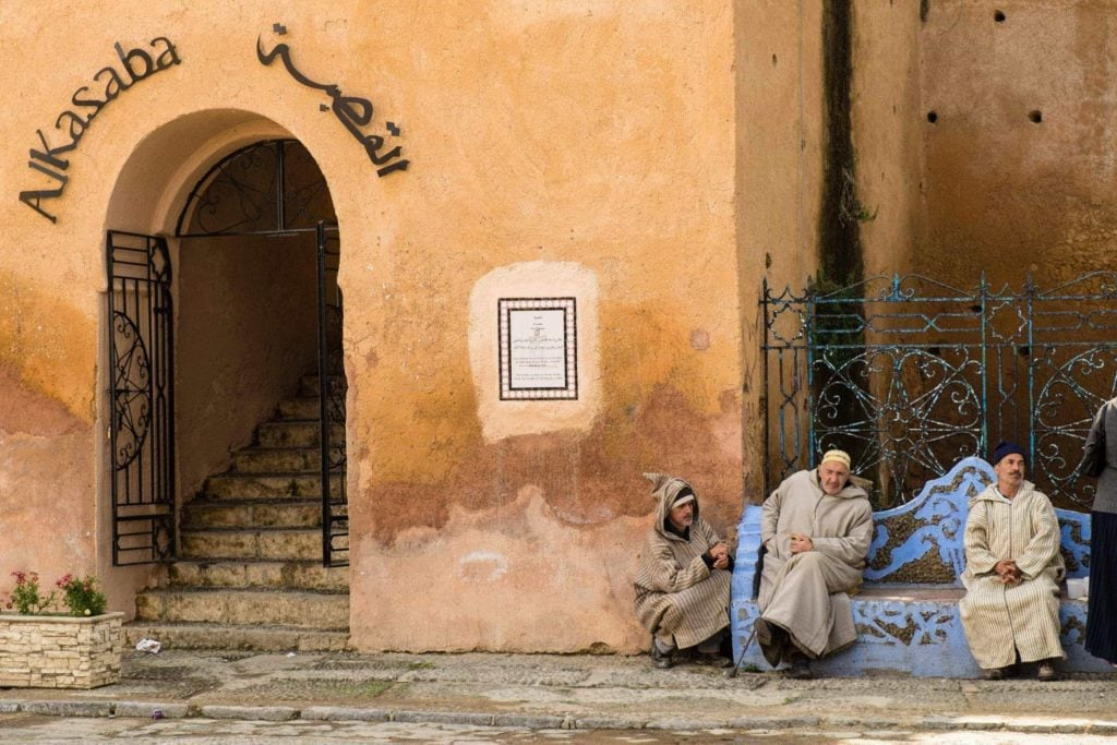 Genevieve Hathaway_Morocco_Chefchaouen_Kasbah