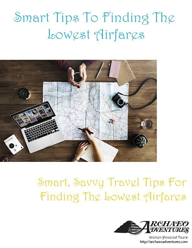 Guide to Finding The Lowest Airfares
