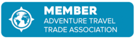 ATTA Member Badge Adventure Travel Trade Association