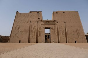 Edfu Temple Egypt