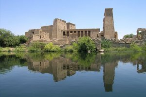 Temple of Philae. Photo: Wikipedia.